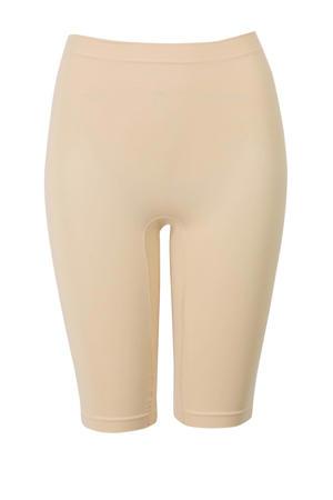 corrigende short beige