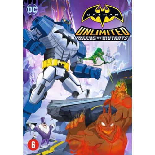 Batman - Mechs vs mutants (DVD) kopen