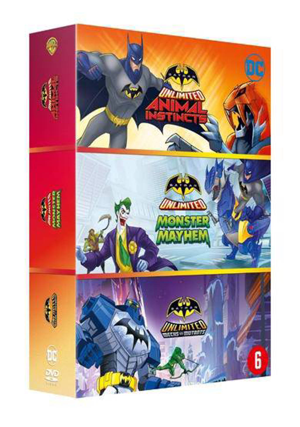Batman - Unlimited collection  (DVD)