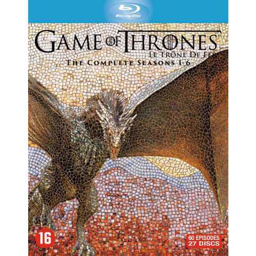 Game of thrones - Seizoen 1-6 (Blu-ray) kopen