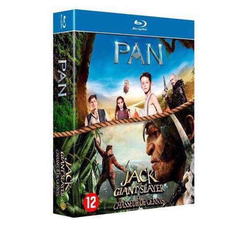 Pan + Jack the giant slayer (Blu-ray) kopen