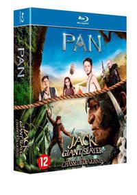 Pan + Jack the giant slayer  (Blu-ray)