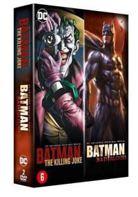 Batman - Bad blood + The killing joke  (DVD)