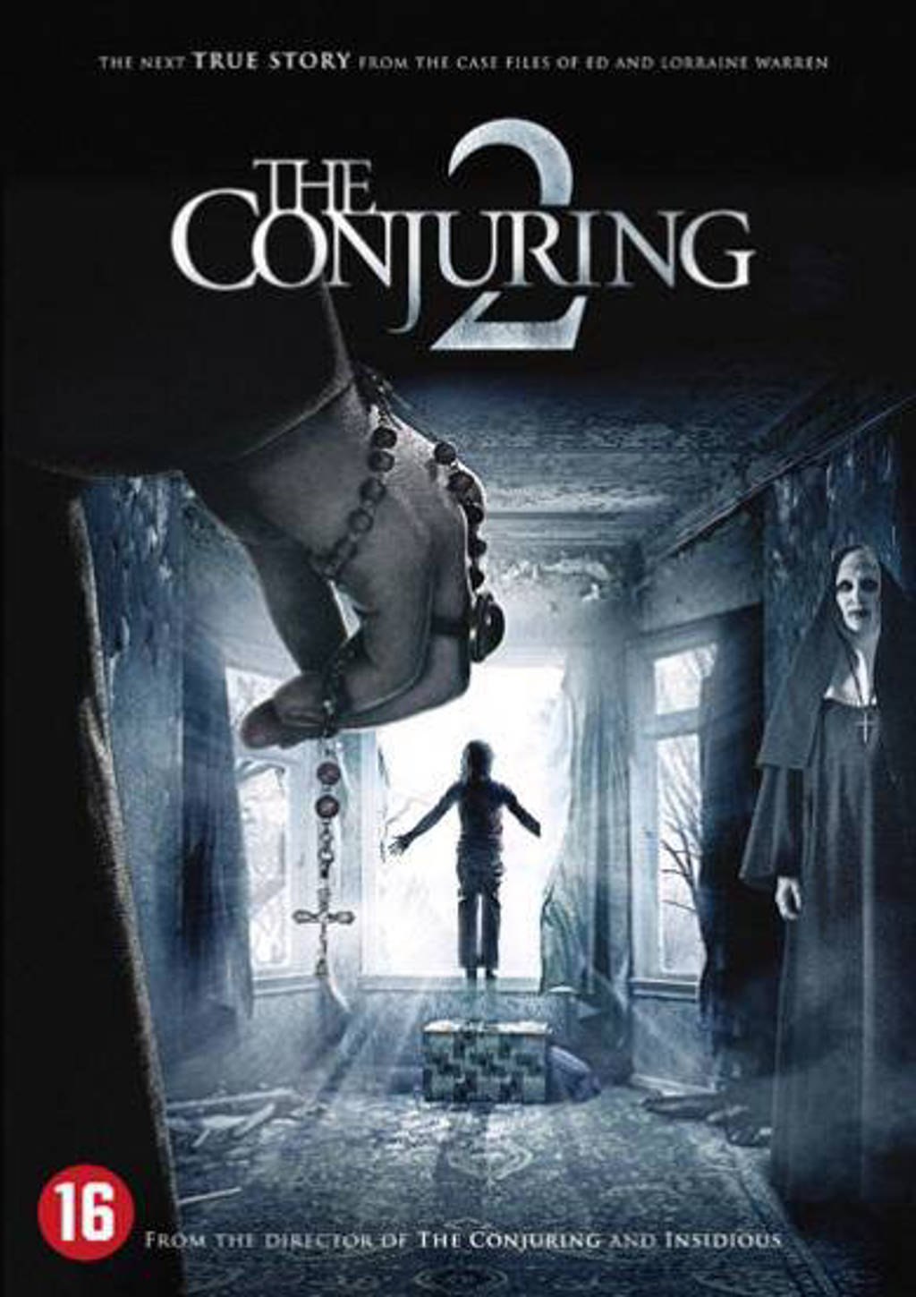 Conjuring 2 - The enfield poltergeist (DVD)