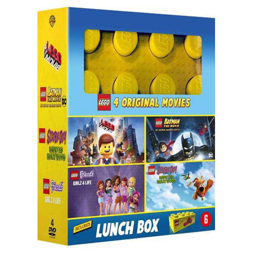 Lego Collection DVD (2016)
