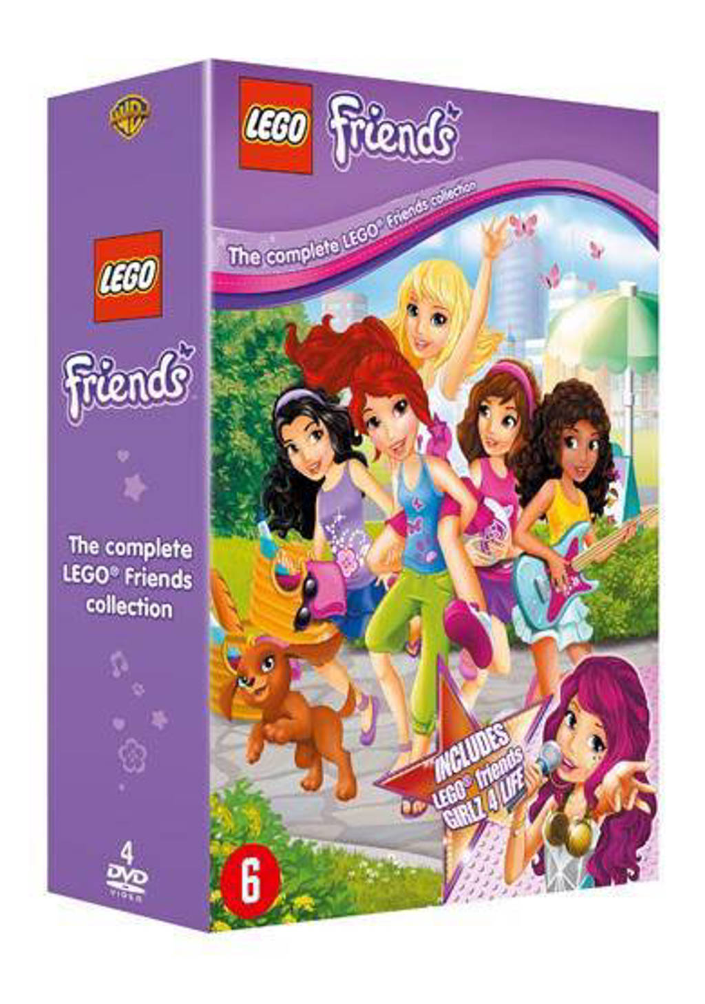 Lego Friends collection  (DVD)