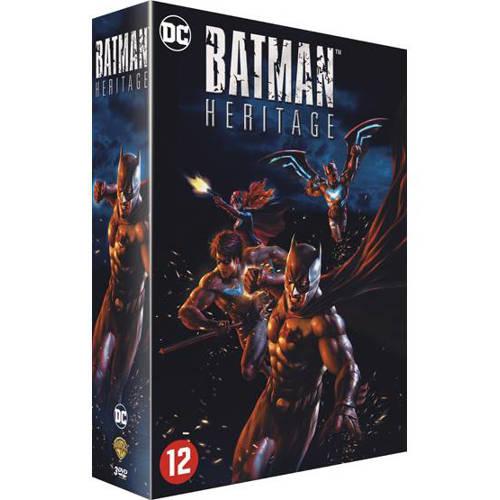 Batman heritage collection (DVD) kopen