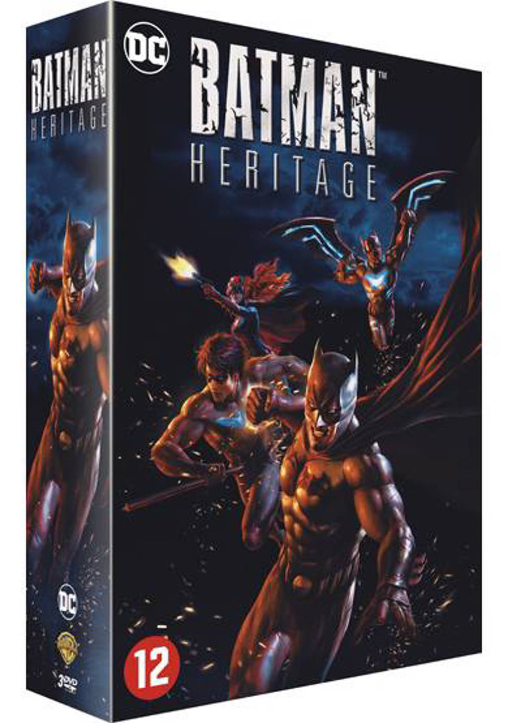 Batman heritage collection  (DVD)