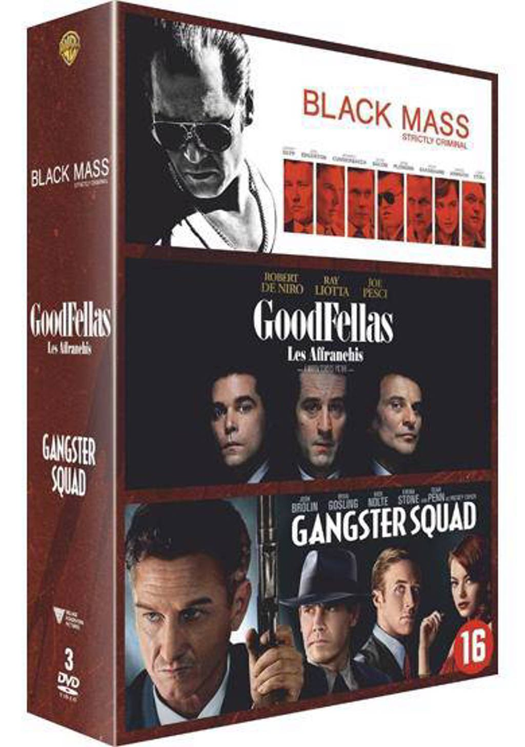 Gangster collection (DVD)