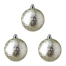 Kerstballen (Ø 8cm) (set van 3)