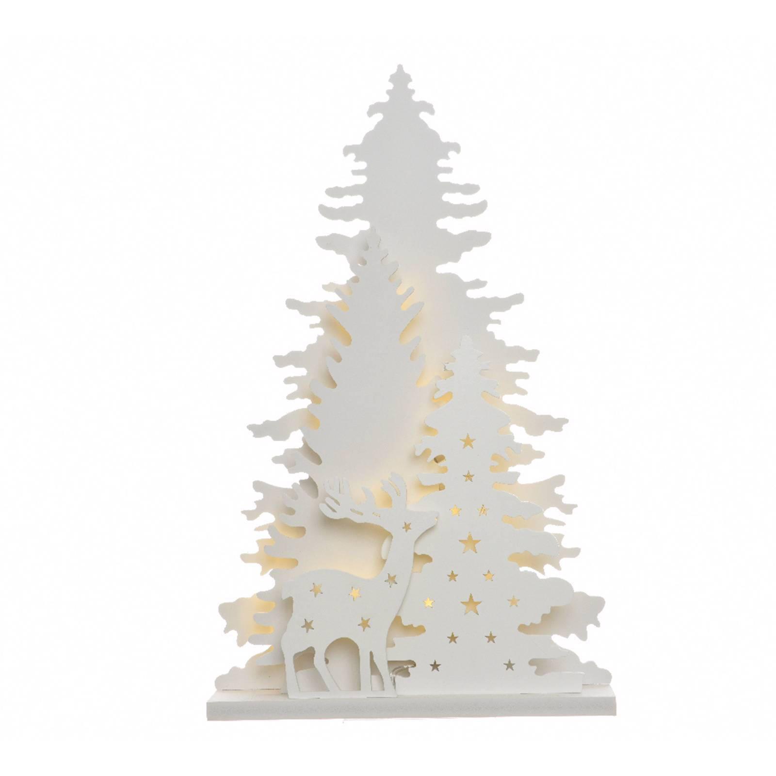 Lumineo decoratie kerstboom verlichting   wehkamp