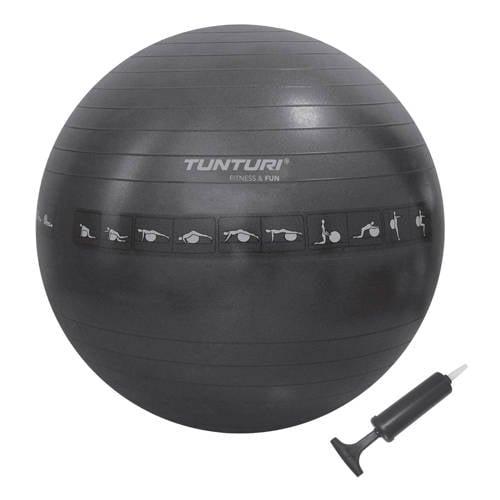 Tunturi 65 cm anti burst fitness bal anti burst 65 cm kopen