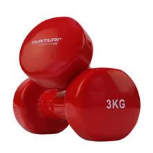 vinyl dumbbells 3.0 kg