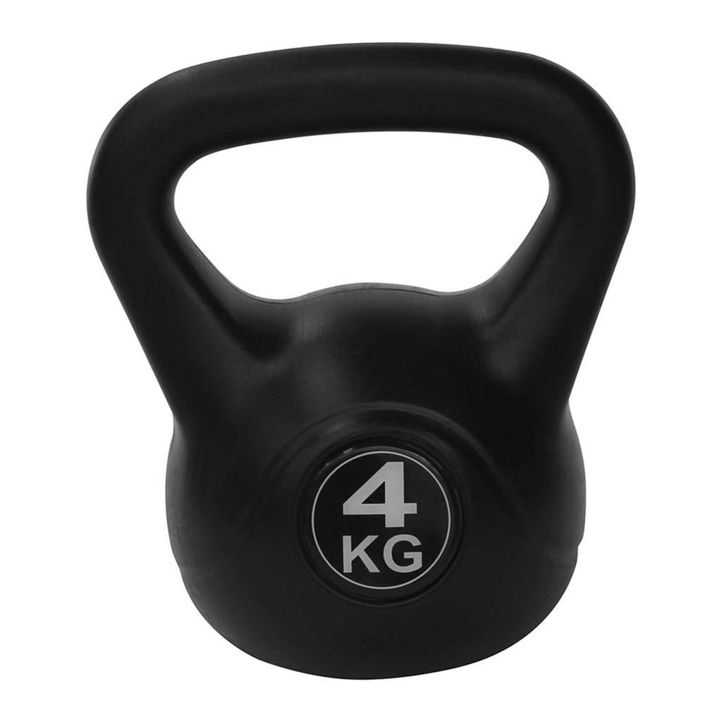 Tunturi pvc, 4.0 kg pvc kettlebell 4.0 kg