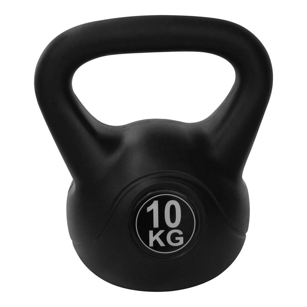Tunturi pvc, 10.0 kg pvc kettlebell 10.0 kg