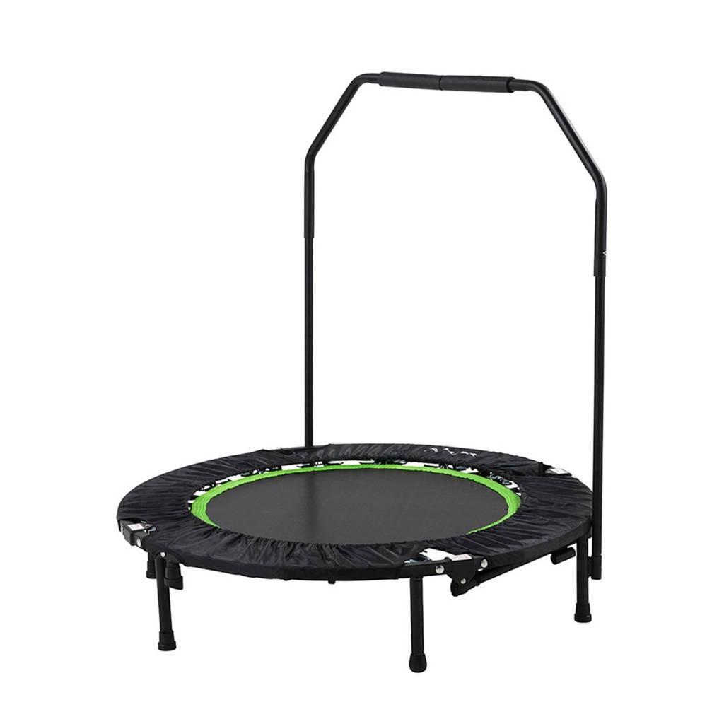 Tunturi fitness trampoline opvouwbaar, Zwart