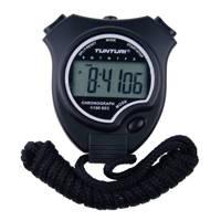 Tunturi stopwatch basic, Zwart