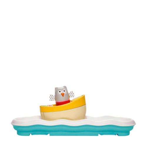 Taf Toys muziek mobiel boot met licht en geluid kopen