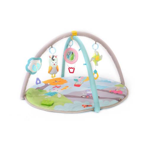 Taf Toys Speelmat Natuur met bogen, geluid, licht en spiegel