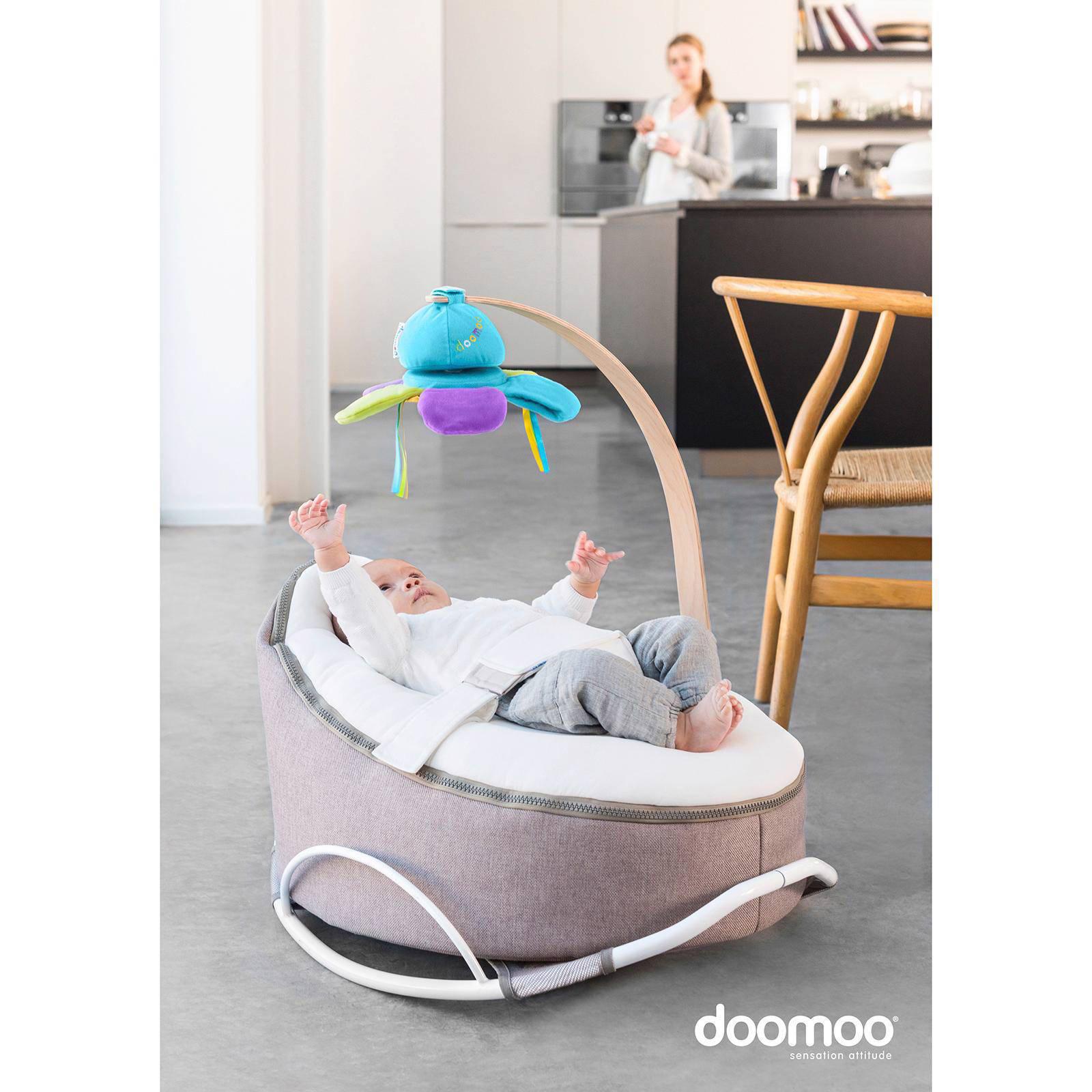 Doomoo Seat Baby Zitzak.Doomoo Seat Schommel Wehkamp