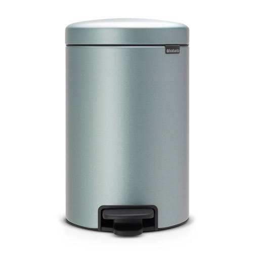 Brabantia New Icon Pedaalemmer 12L Metallic Mint