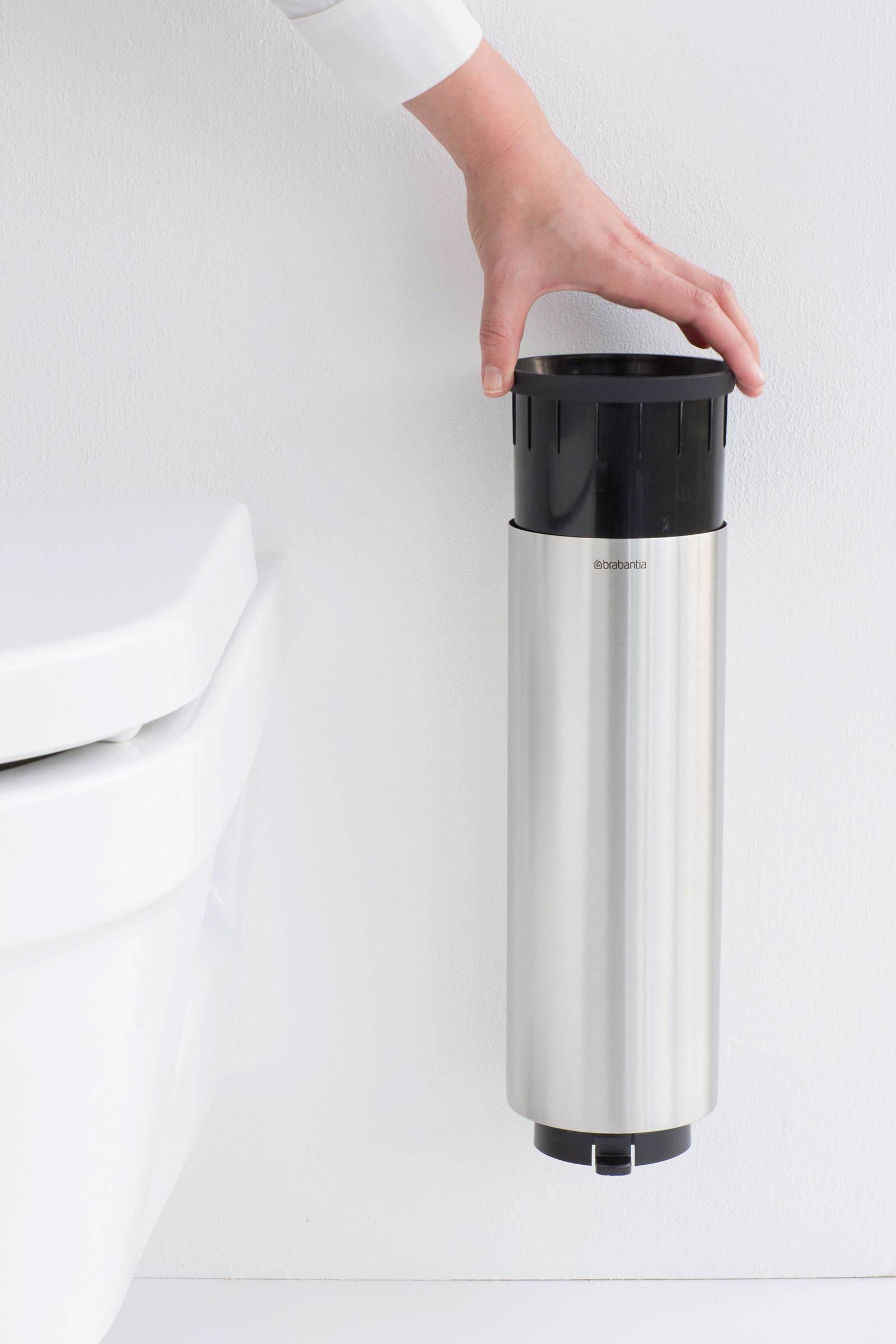 Brabantia Wc Borstel.Toiletborstel Met Houder