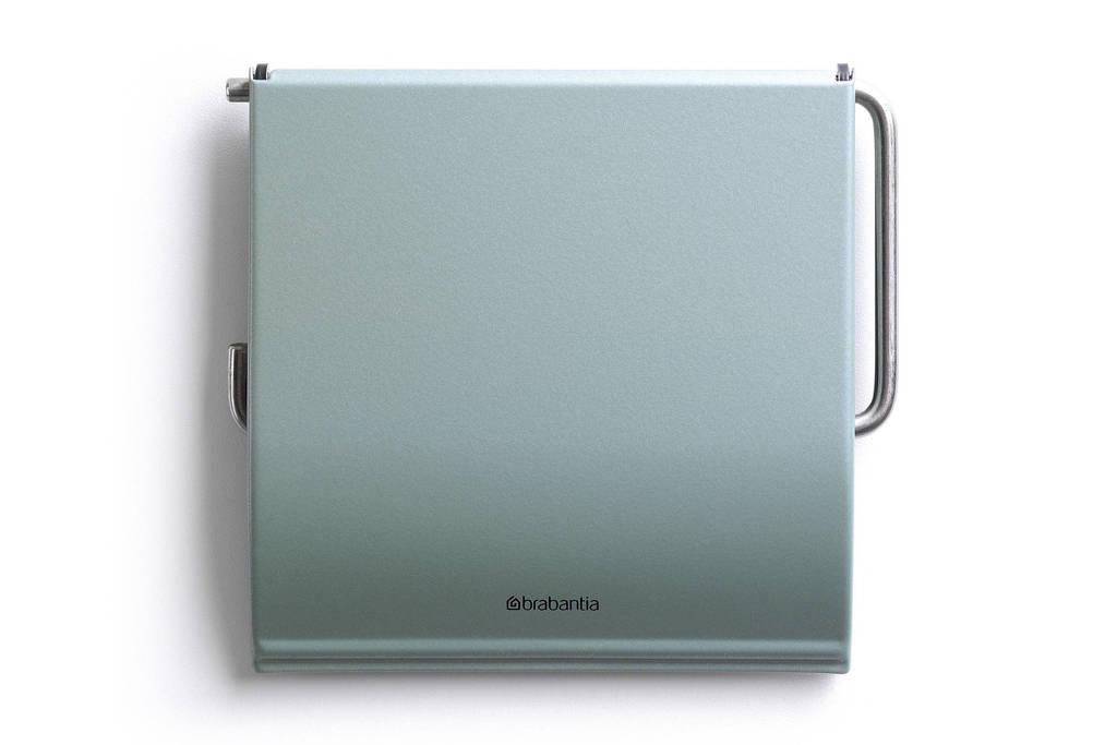 Brabantia Classic toiletrolhouder, Blauw;Metallic