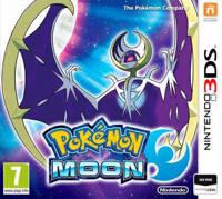 Pokemon - Moon (Nintendo 3DS)
