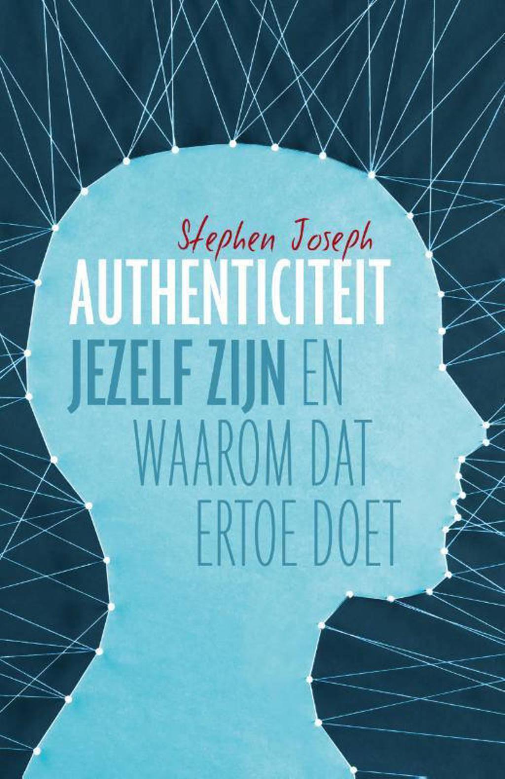 Authenticiteit - Stephen Joseph