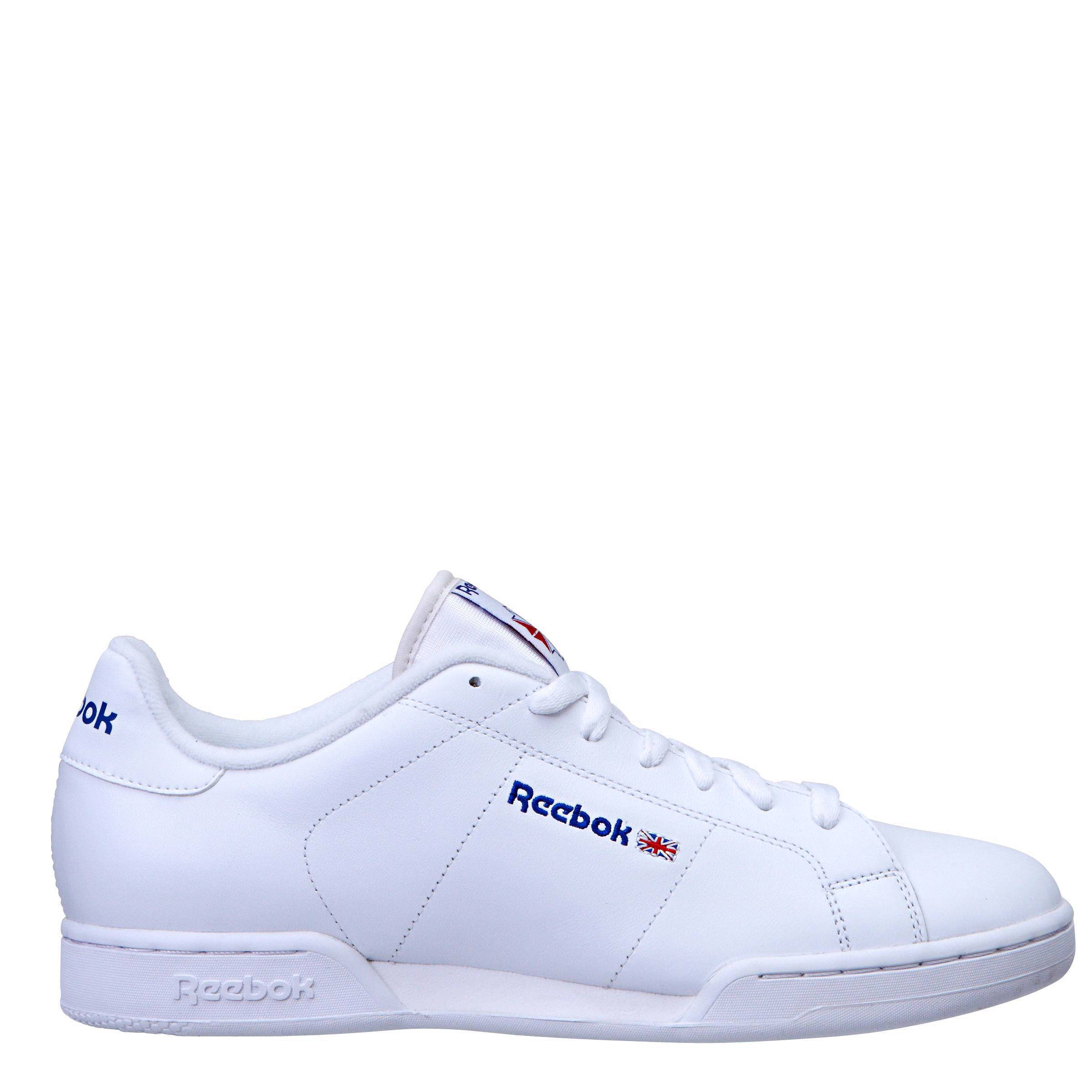 f05bee362b4 Reebok Classics NPC II sneakers wit | wehkamp