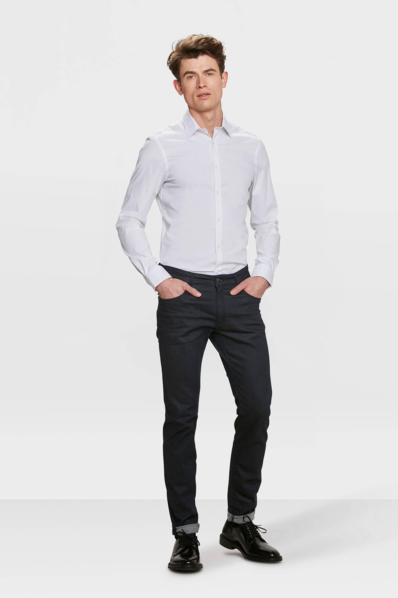 Feestelijk Overhemd.We Fashion Slim Fit Overhemd Wehkamp