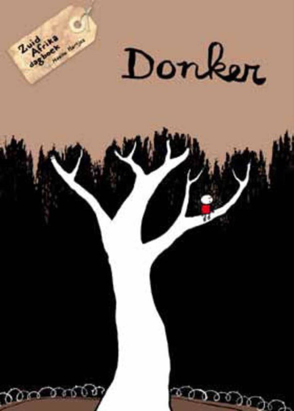 Donker - Maaike Hartjes
