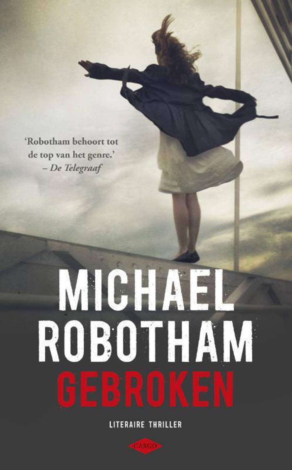O'Loughlin: Gebroken - Michael Robotham