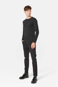 WE Fashion Fundamental T-shirt, Black Uni