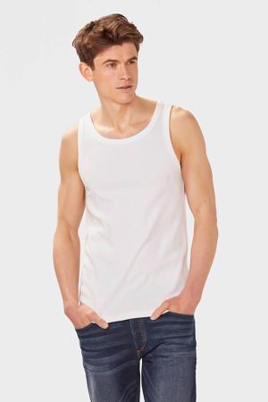 WE Fashion Fundamental hemd wit