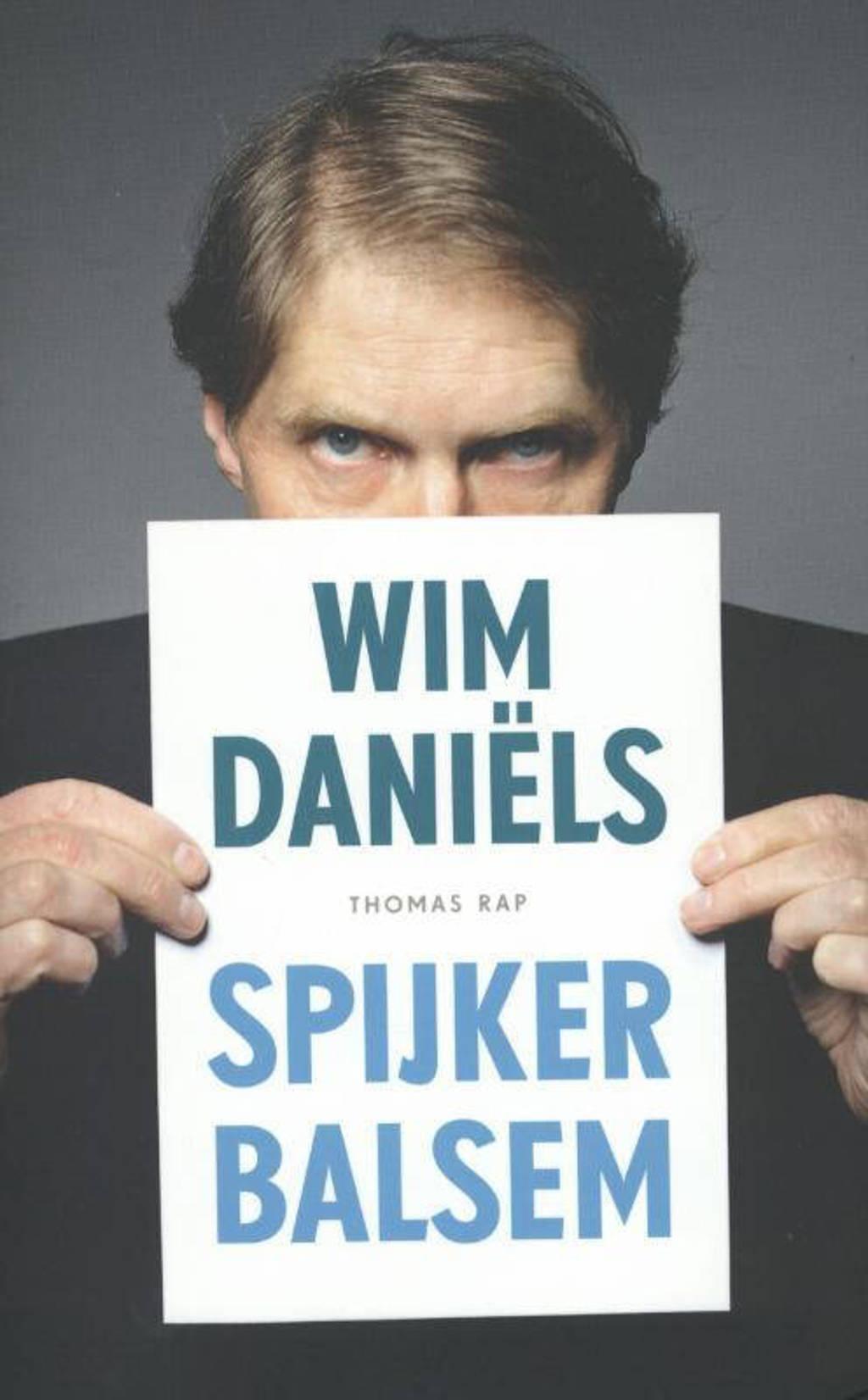 Spijkerbalsem - Wim Daniels