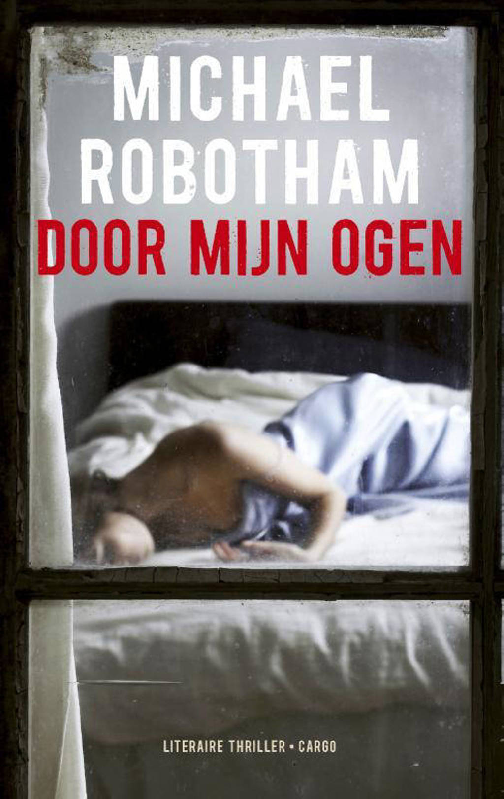 O'Loughlin: Door mijn ogen - Michael Robotham