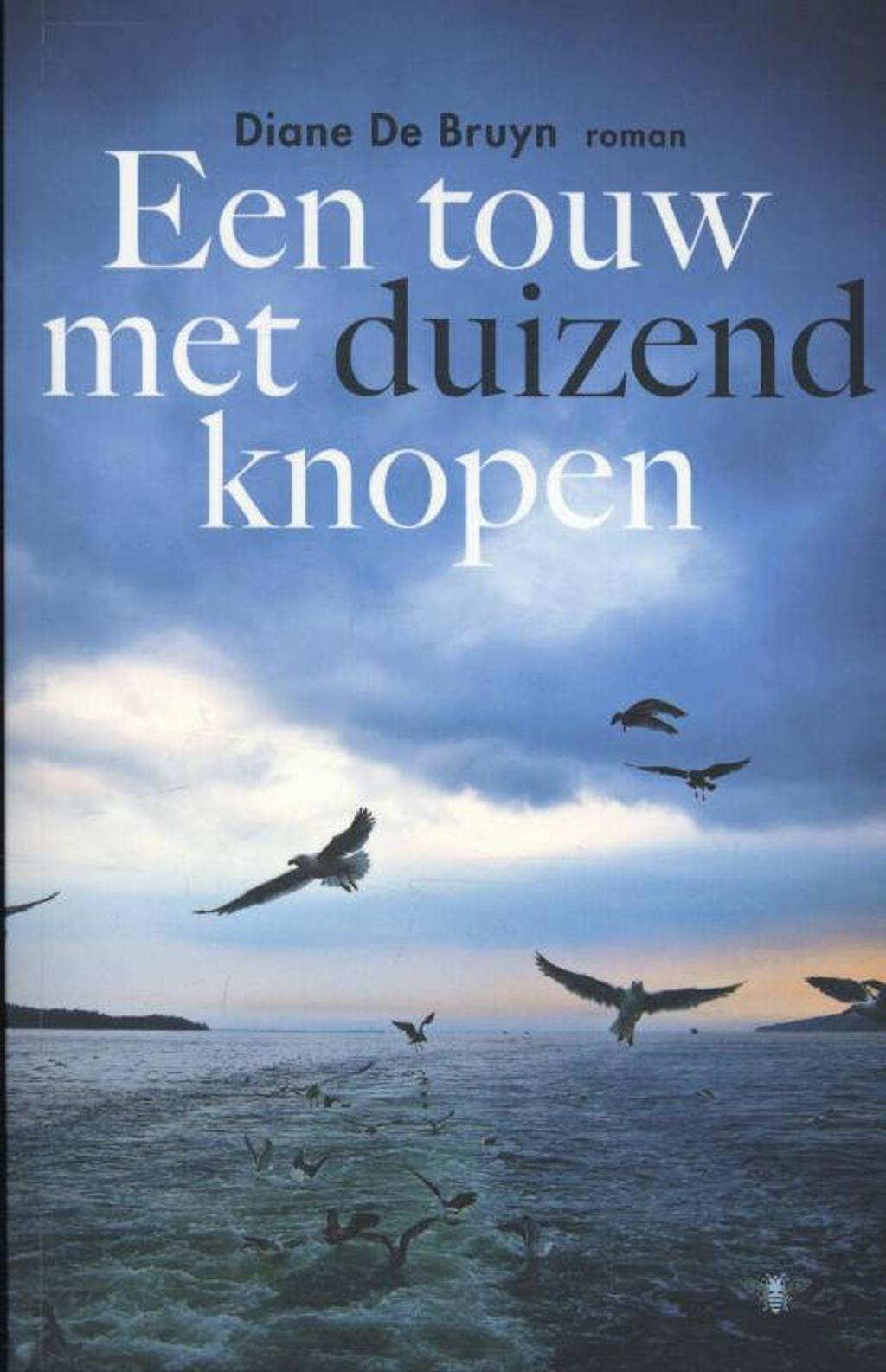 Een touw met duizend knopen - Diane De Bruyn