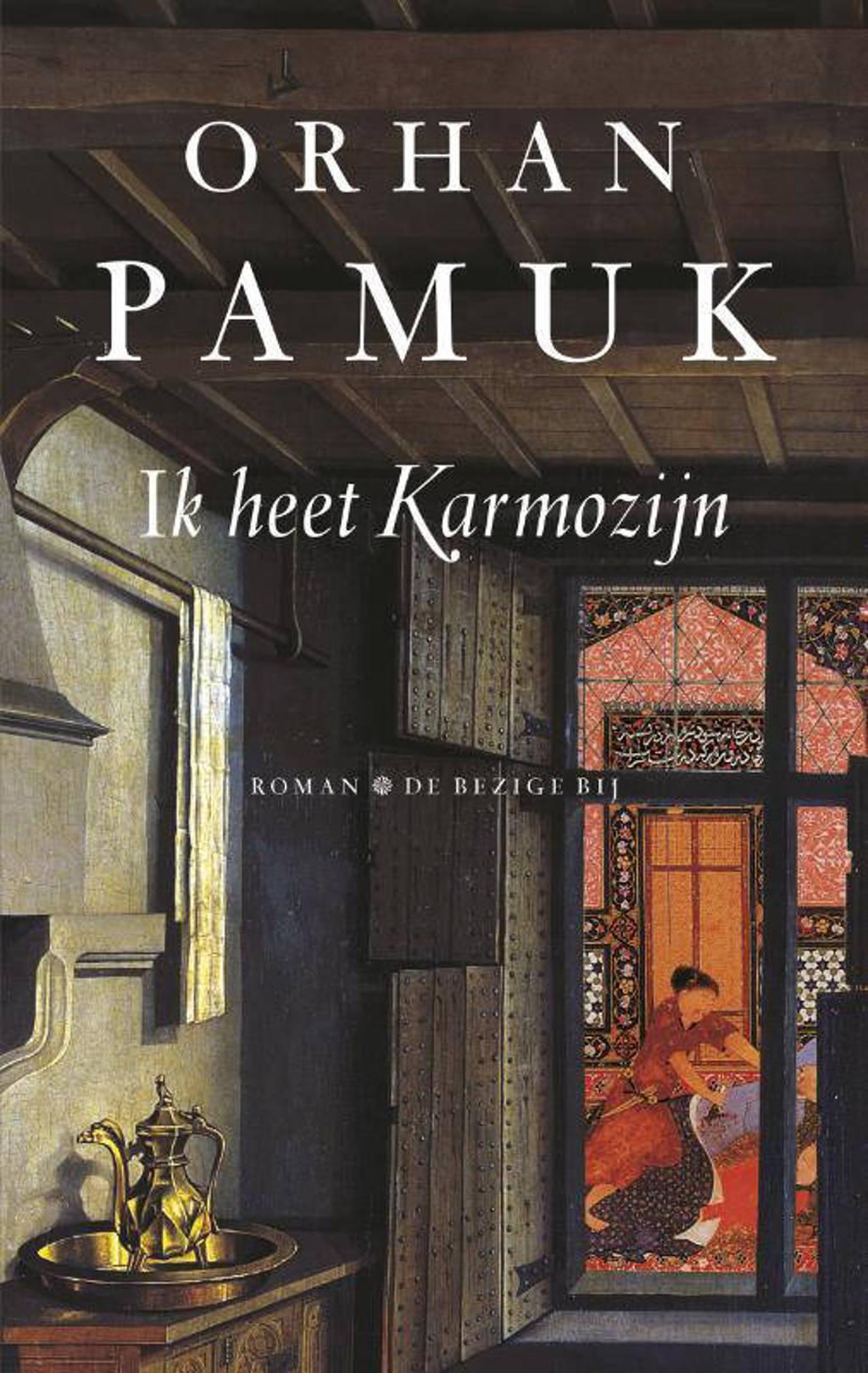 Ik heet Karmozijn - Orhan Pamuk