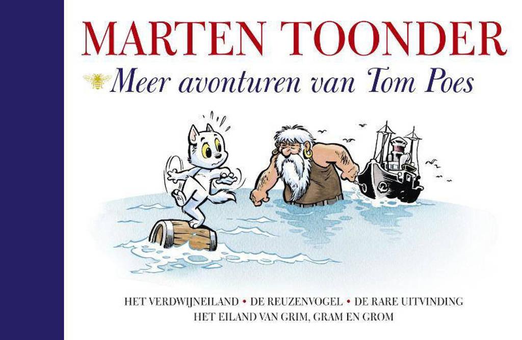 Alle verhalen van Olivier B. Bommel en Tom Poes: Meer avonturen van Tom Poes - Marten Toonder