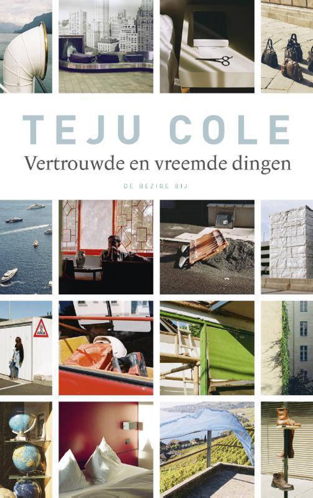 Vertrouwde en vreemde dingen - Teju Cole