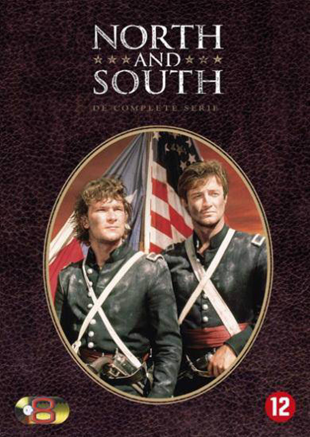 North & South - Complete Collection (DVD)