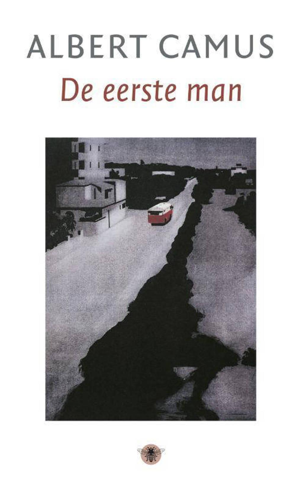 De eerste man - Albert Camus