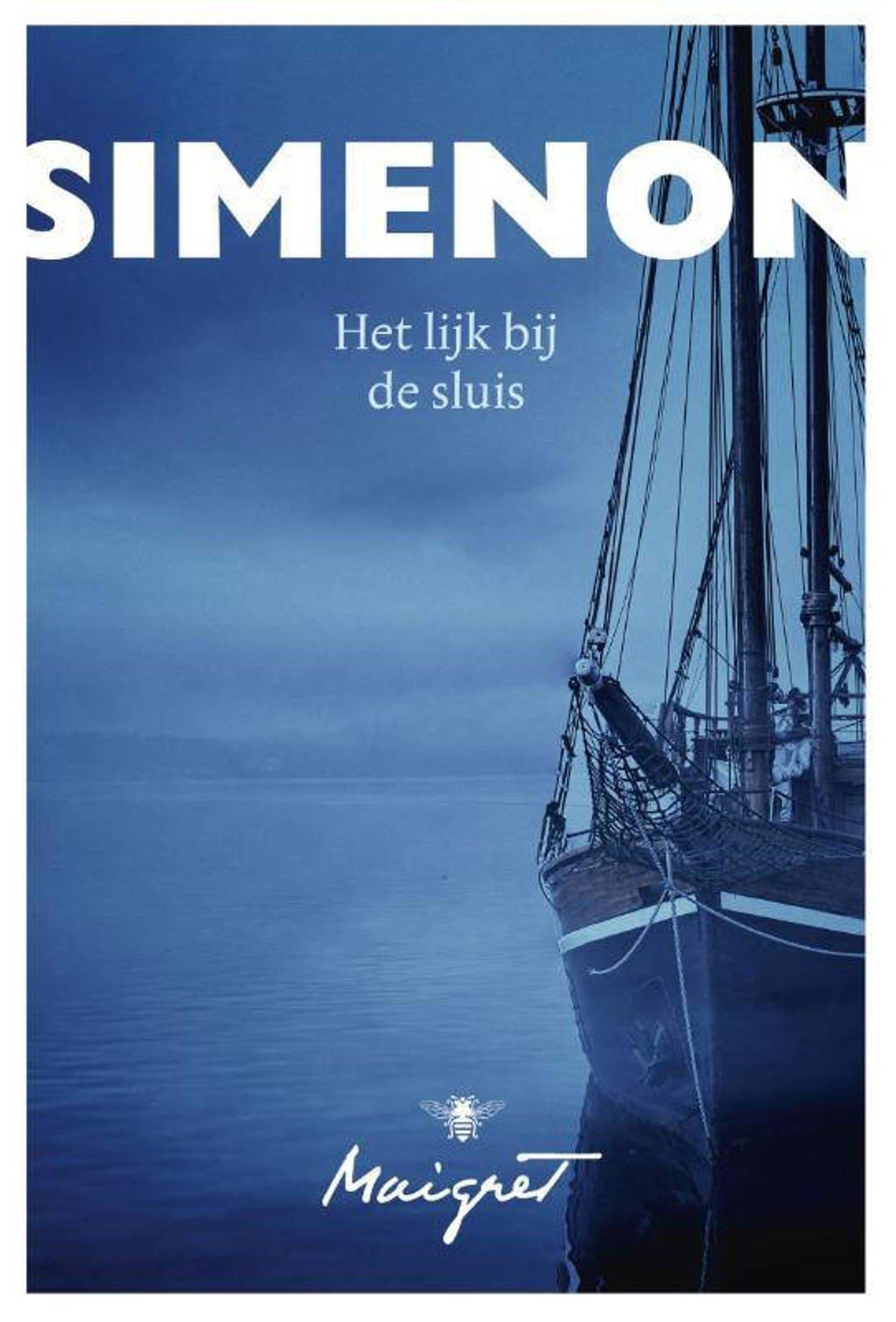 Maigret: Het lijk bij de sluis - Georges Simenon
