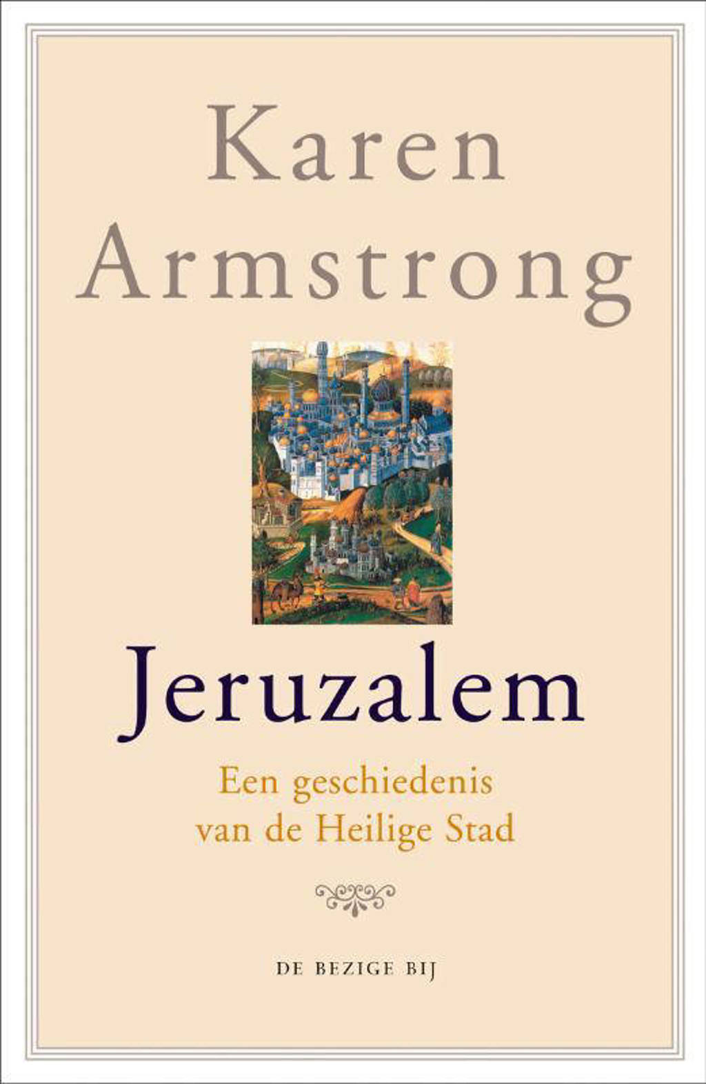 Jeruzalem - Karen Armstrong