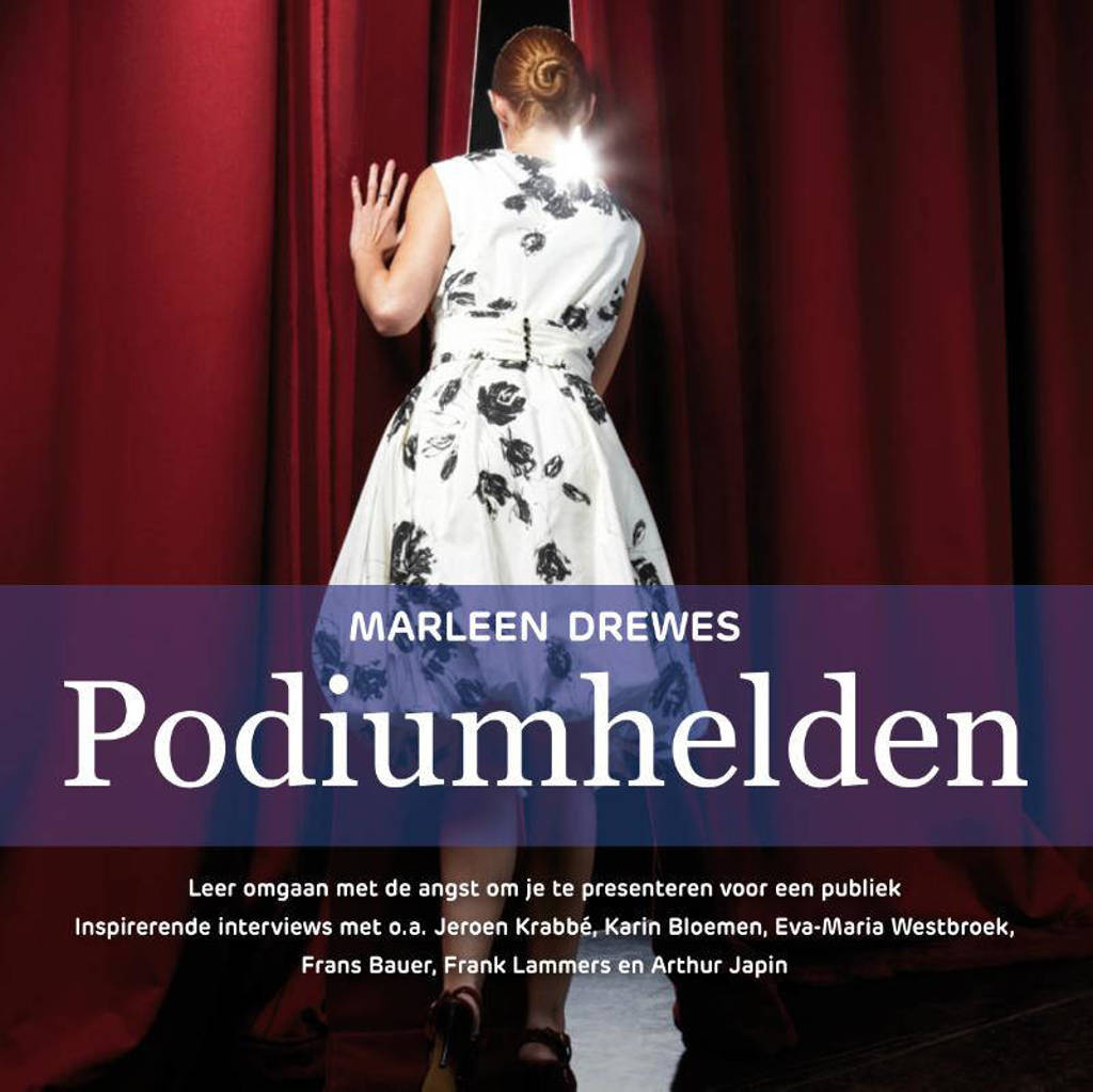Podiumhelden - Marleen Drewes