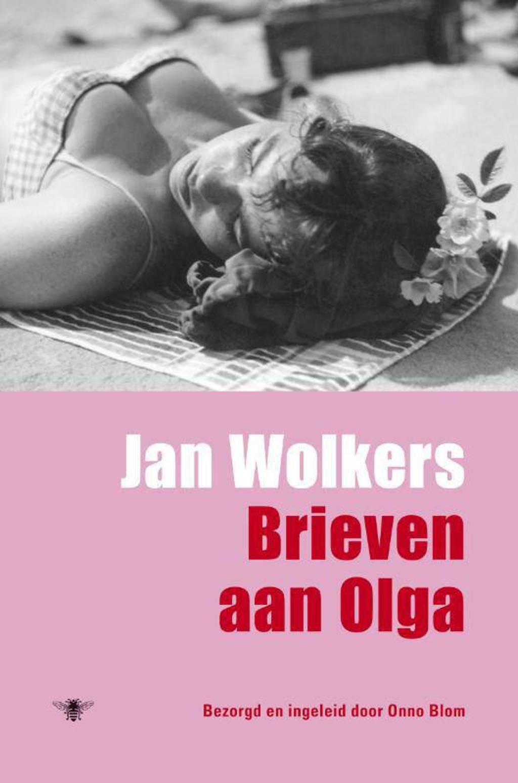 Brieven aan Olga - Jan Wolkers