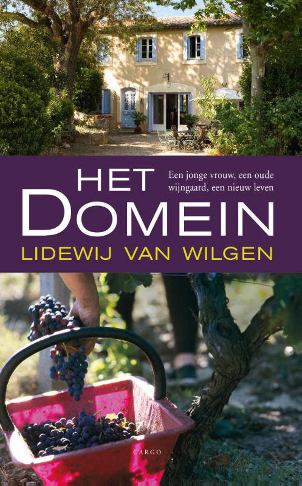 Het domein - Lidewij van Wilgen