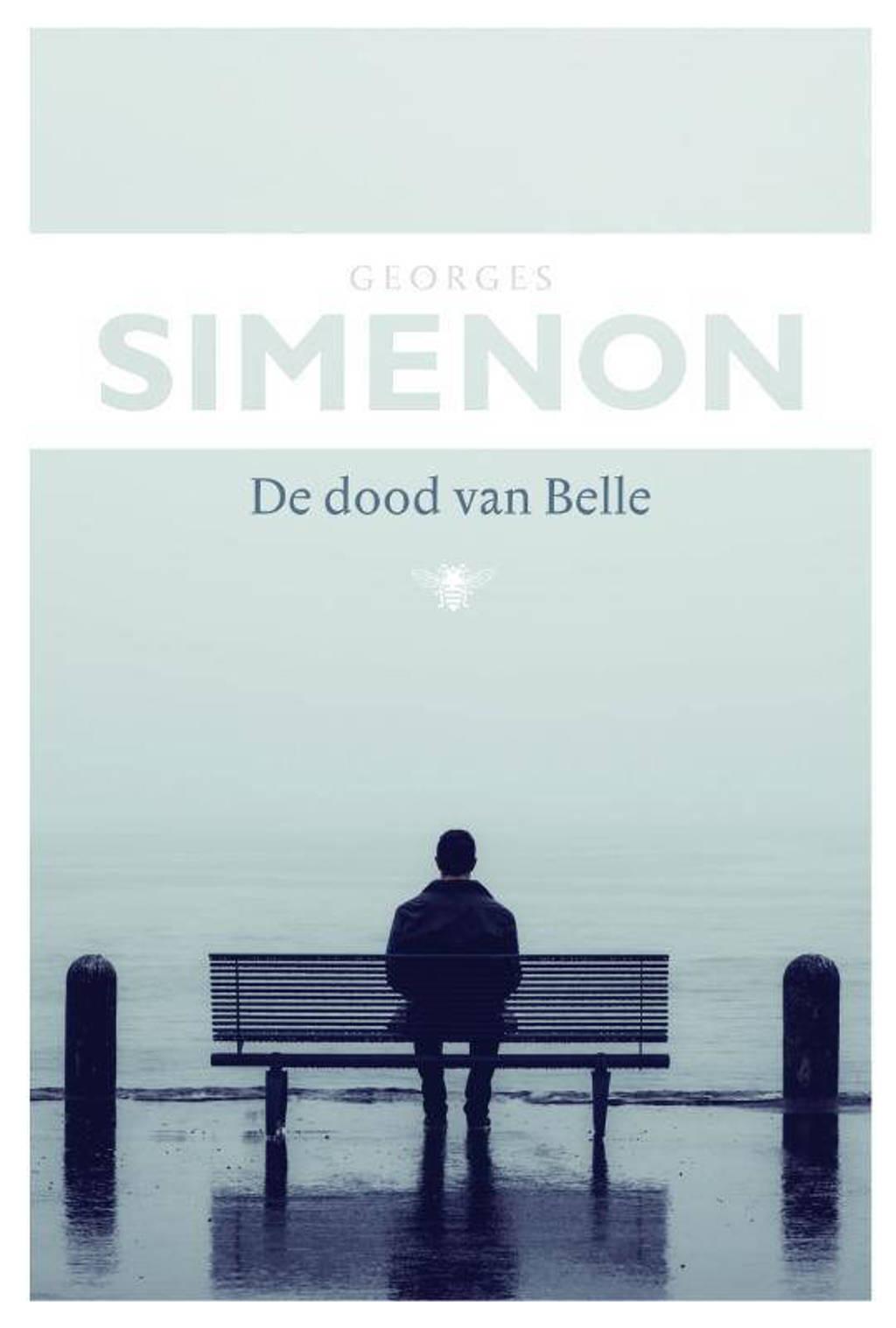 De dood van Belle - Georges Simenon