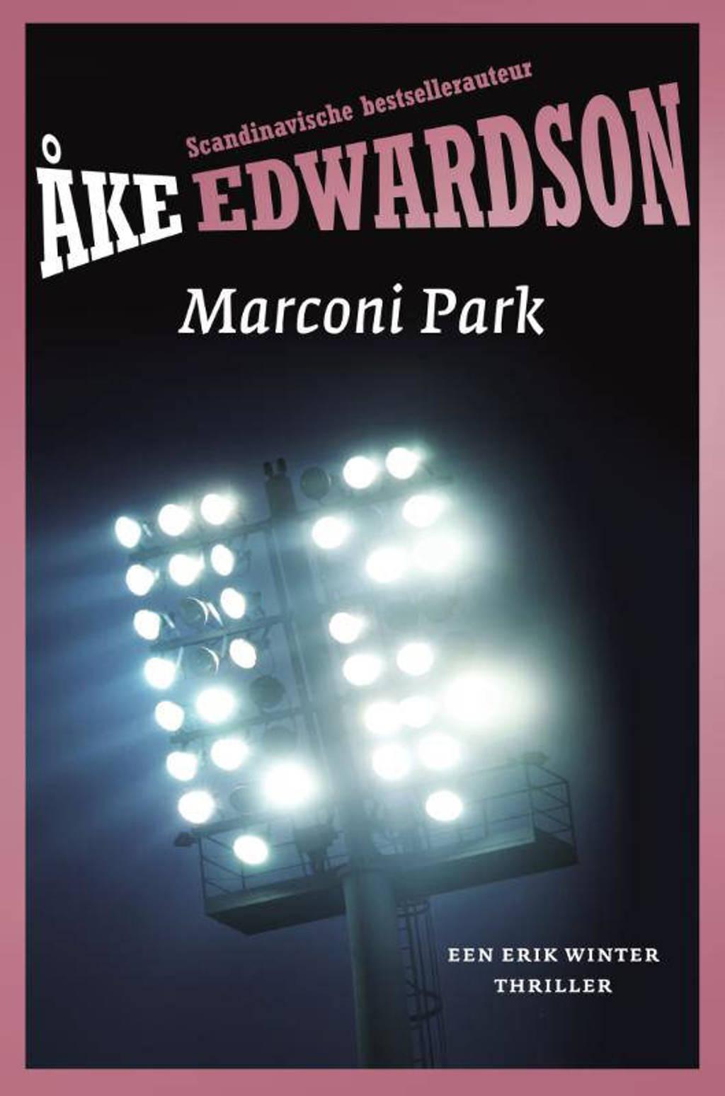 Erik Winter: Marconi park - Åke Edwardson